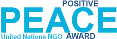 Positive Peace Award